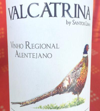 Casa Santos Lima Alentejano Valcatrina Tinto 2014