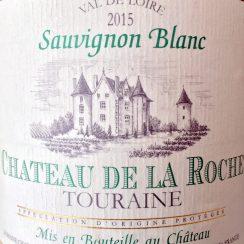 Château de la Roche Touraine Sauvignon Blanc 2015 ikona