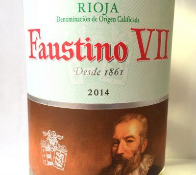 Faustino Rioja Faustino VII Blanco 2014