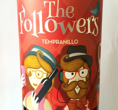 Finca La Estacada Uclés The Followers Tempranillo