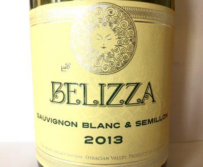 Katarzyna Estate Belizza Sauvignon Blanc & Semillon 2013