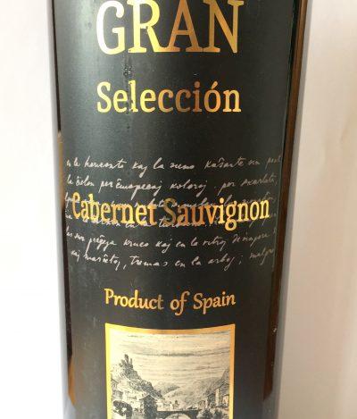 La Viña Valencia Cabernet Sauvignon Gran Selección