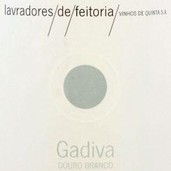 Lavradores de Feitoria Douro Gadiva Branco 2015-ikona