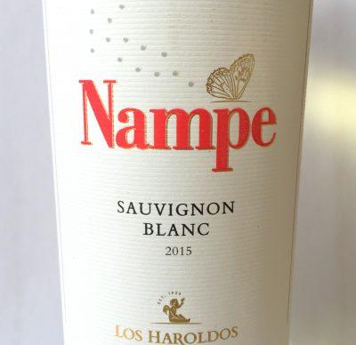 Los Haroldos Mendoza Nampe Sauvignon Blanc 2015