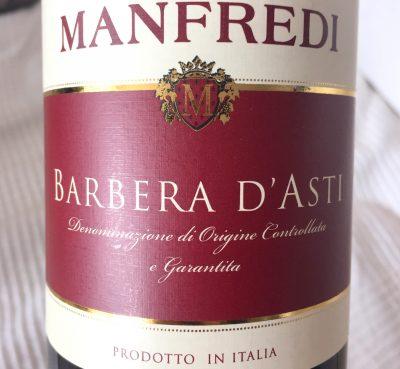 Manfredi Barbera d'Asti 2013