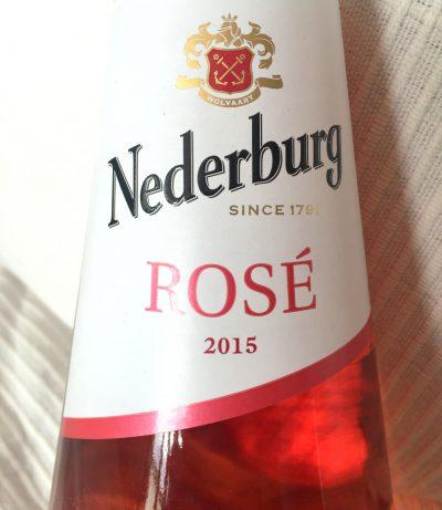 Nederburg Western Cape Rosé 2015