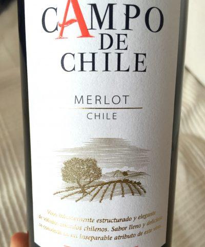 Ostrau Chile Campo de Chile Merlot
