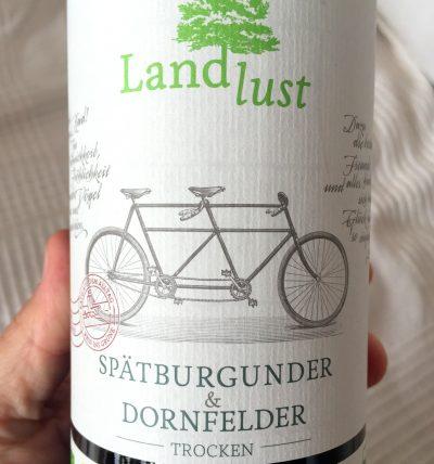 Peter Mertes Rheinhessen Landlust Spätburgunder & Dornfelder Bio 2015