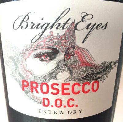 Prosecco Bright Eyes Extra-dry