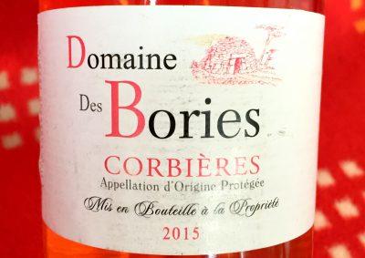Terre d'Expression Domaine des Bories Corbières Rosé 2015