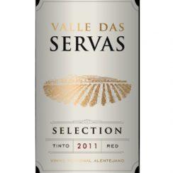Valle das Servas vinho regional Alentejano selection 2011