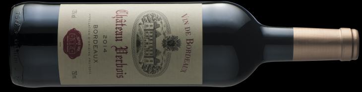 Château Verbois Bordeaux 2014*