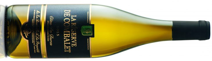 Les Vignerons de Berticot Côtes de Duras Blanc La Réserve de Combalet 2015**