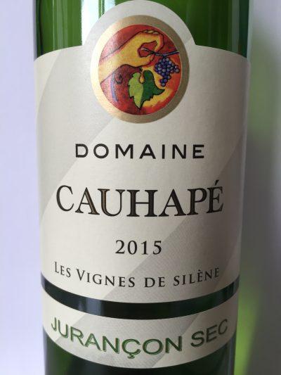 Domaine Cauhapé Jurançon Sec Les Vignes de Silène 2015