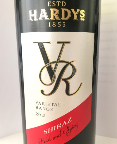 Hardy's Varietal Range South Eastern Australia Shiraz 2015