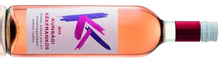 Zsombos-Drink Kunsági Kékfrankos Rosé 2015**