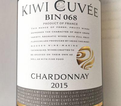 Lacheteau Kiwi Cuvée Chardonnay Bin 068 2015