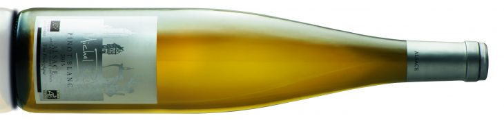 Michel Rebb Alsace Pinot Blanc 2013**