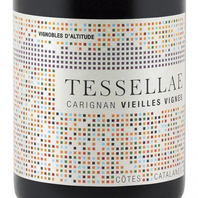 Tessellae-Carignan-Vieilles-Vignes-2011-Label