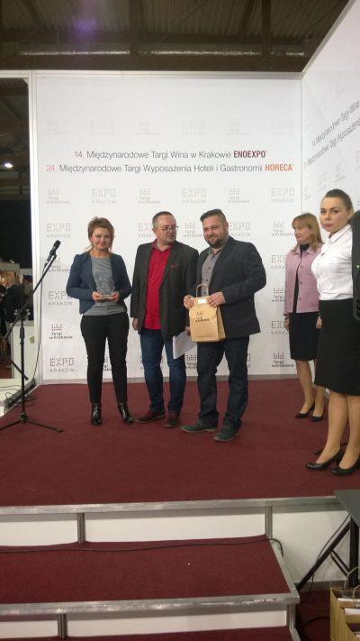 W konkursie o medal Enoexpo nagrodę zdobyła m.in. Winnica nad Jarem. © Maciej Nowicki.