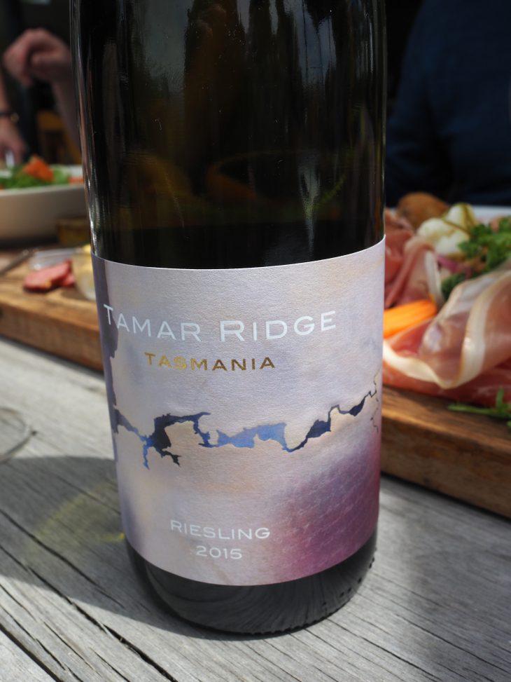 Tamar Ridge - bardzo ważna winiarnia dla Tasmanii. © Izabela Kamińska