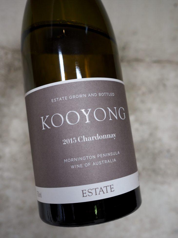 Chardonnay z Mornington Peninsula = równowaga. © Izabela Kamińska
