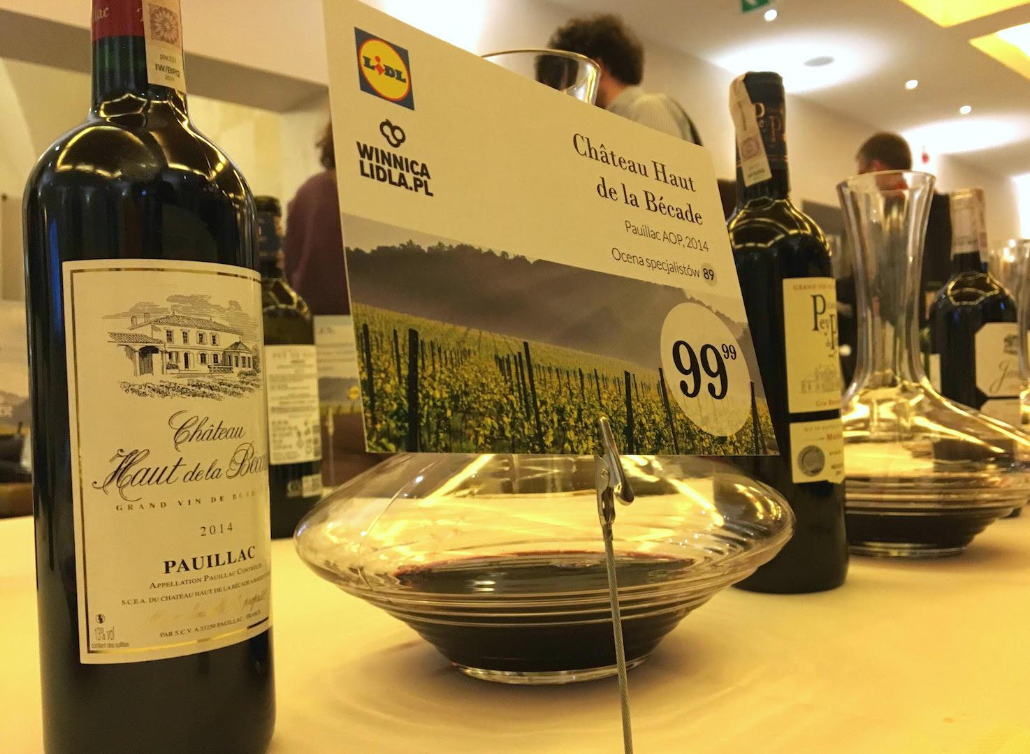 Winnica Lidla Nowe Wina Z Francji Winicjatywa